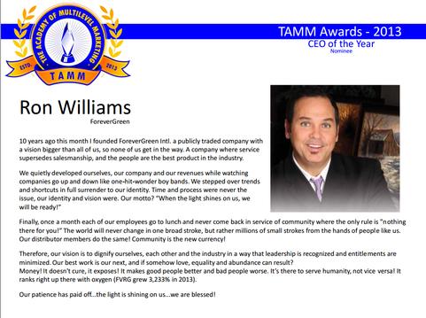 Nominierung 2013